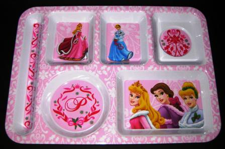 Disney Princess Tray Snacks Meals Crafts